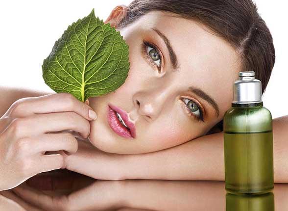 Les produits cosmétiques