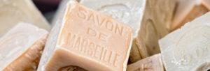 Trouver votre savon de Marseille